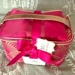 Mirror Mirror Cosmetic Bag Set
